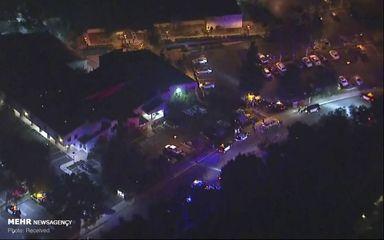حمله مسلحانه در کالیفرنیا