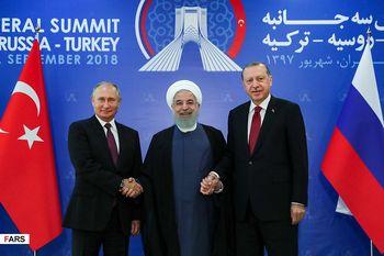 توافق جدید ایران، روسیه و ترکیه درباره مذاکرات سوریه