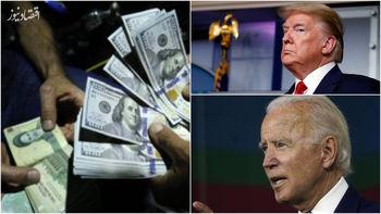 حمایت حیاتی دلار از دست رفت +جدول ونمودار
