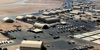 به پایگاه نظامی آمریکا حمله شد