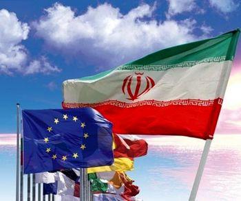 حجم تجارت ایران با اتحادیه اروپا به 21 میلیارد یورو رسید