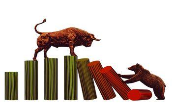 ترکیب صعود و نزولی شرکت ها در بورس+ جدول