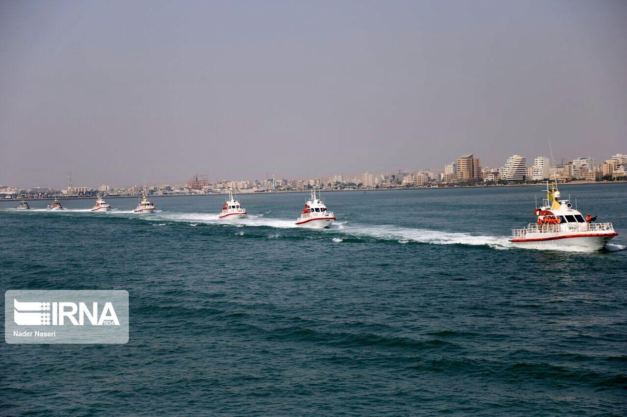 رزمایش دریایی ایران، روسیه و چین در شمال اقیانوس هند آغاز شد
