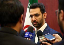 وزیر ارتباطات: پیامرسان داخلی ظرفیت مدیریت فضای سیاسی را ندارد