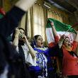 شش زنِ هوادار فوتبال آزاد شدند