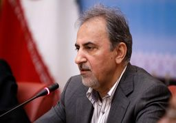 شهردار جدید تهران هم عکس با کلاه ایمنی کارگاه منتشر کرد + عکس