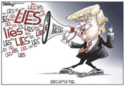 واشنگتنپست دروغ های برجامی ترامپ را افشا کرد