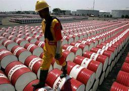 کاهش مجدد قیمت نفت خام/ طلا بالا رفت