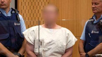 مهاجم به مسجد مسلمانان نیوزیلند رسما متهم میشود