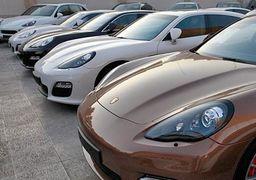 محموله خودروهای میلیاردی در ایران + عکس