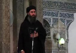 مرگ فزند کوچک ابوبکر البغدادی در حمله هوایی روسیه