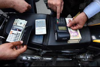 غیبت ریال در بازار دلار