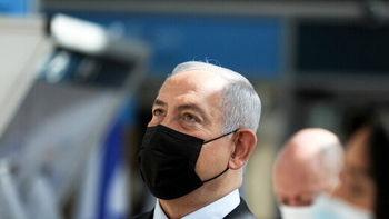 نتانیاهو شبانه به عربستان رفت+ عکس
