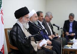 رهبری روحانی را از بازگو کردن برخی مسائل در مجلس منصرف کرد