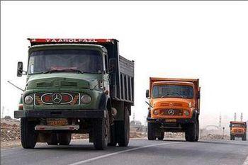 3 چالش اسقاط کامیون های فرسوده