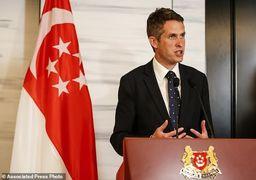 تأکید وزیر دفاع انگلیس بر اجرای تحریمهای کرهشمالی