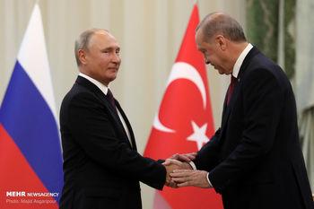 اعزام تجهیزات نظامی ترکیه به مرز سوریه و هشدار روسیه درباره ادلب