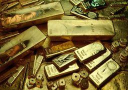 طلا به کف 40 روزه خورد / دلار همچنان رشد کرد