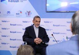 ولایتی: ما در سوریه هستیم و اعترض اسرائیل سیاست استراتژیک ما را تغییر نمیدهد