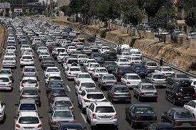آخرین محدودیتهای ترافیکی جاده هراز