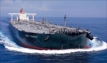 کاهش ذخیره نفت شناور ایران
