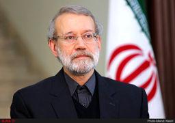 لاریجانی هنوز اجازه حضور در مجلس را ندارد