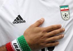 هواپیمای تیم ملی در حال رنگ آمیزی  برای جام جهانی+عکس