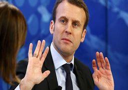 ماکرون: لطفا آتش بس! فرانسه در نقش میانجی ظاهر خواهد شد!