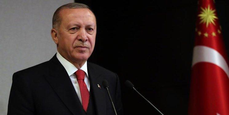 اردوغان: جمهوری آذربایجان را تنها نمیگذاریم