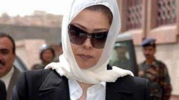 دختر صدام محرمانه به سر قبر پدرش رفته بود