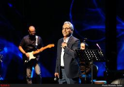 مهران مدیری دوباره به سراغ کنسرت رفت