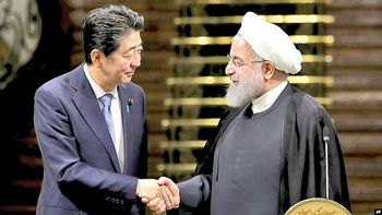 اعلام زمان احتمالی سفر روحانی به توکیو/ شناسایی انگیزه ژاپن برای میانجیگری میان آمریکا و ایران