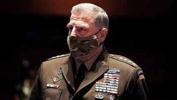 کنایه جالب رئیس ستاد مشترک ارتش آمریکا به ترامپ