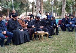 سردار سلیمانی به دعوت نخستوزیر به عراق آمده بود