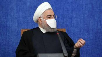 ماسک جنجالی امروز رئیسجمهور از چه نوعی است؟