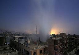 تقاضای ضد ایرانی آمریکا از روسیه در سوریه