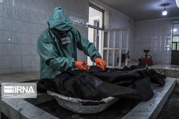زنگ خطر؛ 20درصد فوتیهای کشور ناشی از کروناست
