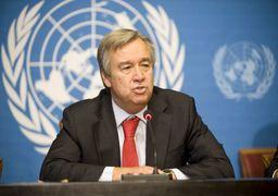 سازمان ملل زودتر از موعد بیپول شدهاست، حقالسهم خود را بپردازید