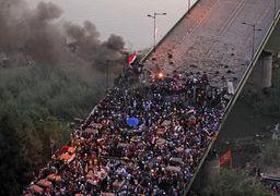نخستوزیر عراق: اقدامات تروریستی با تظاهراتها همراه شده است