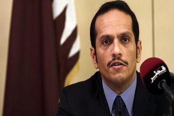 قطر: خوشمان بیاید یا نه ایران بخشی از منطقه است/از تحریمهای یکجانبه استقبال نمیکنیم/از آمریکا میخواهیم به میز مذاکره بازگردد