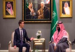 نخستین دیدار داماد ترامپ و ولیعهد عربستان پس از قتل خاشقجی