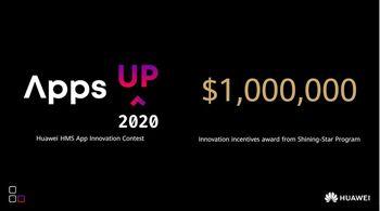 تعیین جایزه یک میلیون دلاری برای توسعهدهندگان خلاق نرمافزار, توسط هوآوی