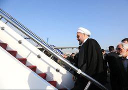 3 پیام سفر روحانی به کشورهای عربی