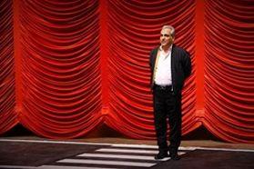 فیلم | کنایه مهران مدیری به سانسور صحبتهای برگزیدگان جشنواره فیلم فجر