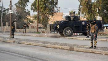 انفجار بمب جان سه عراقی را گرفت