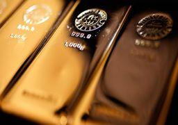 پرده اول افزایش قیمت طلا + نمودار
