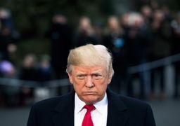 واکنش ترامپ به خبر استیضاح