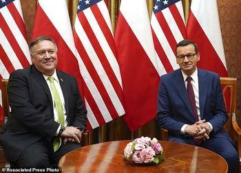 امضای توافق همکاری نظامی بین آمریکا و لهستان