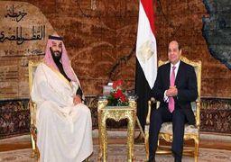 گفتوگوی بنسلمان و السیسی درباره ایران، قطر و خاشقجی