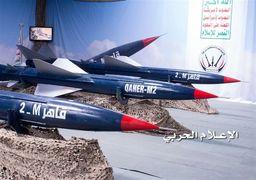 حمله با موشک بالستیک به پادگان ائتلاف سعودی